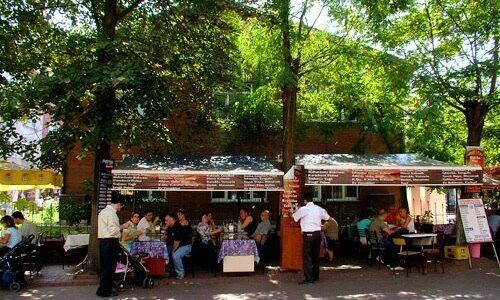 Diner House in Amasra