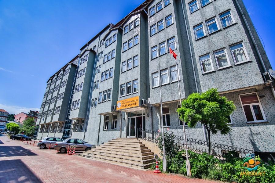 Amasra Uygulama Oteli